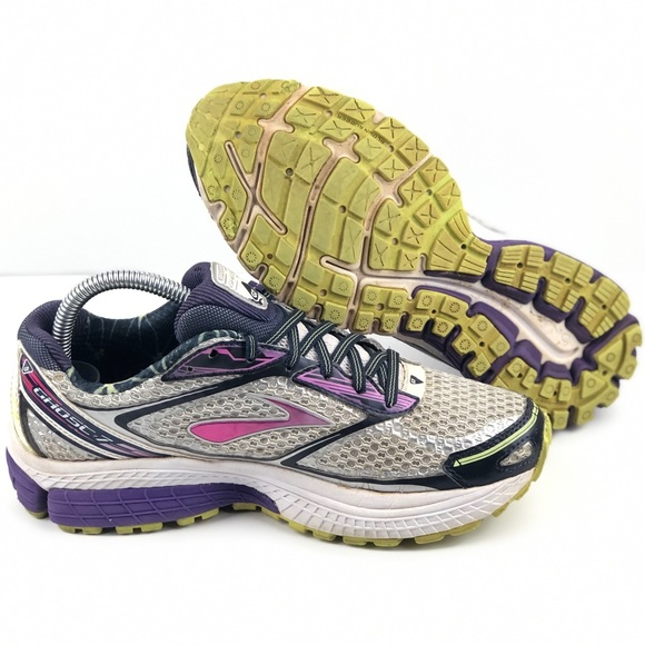 bfb9935c3eff5 Brooks Shoes - Brooks Ghost 7 Women s Running Shoes